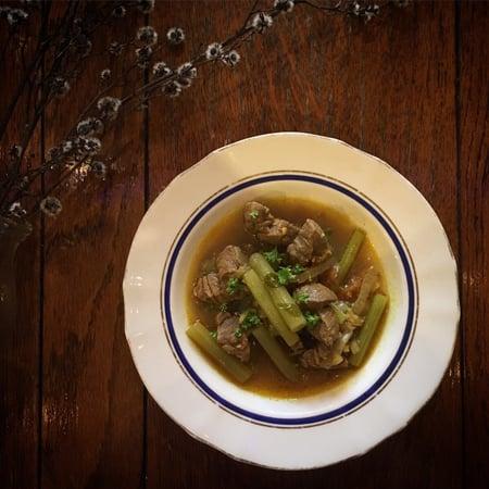 ラムカレー Lamb curry
